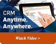 CRM Anywhere Anytime